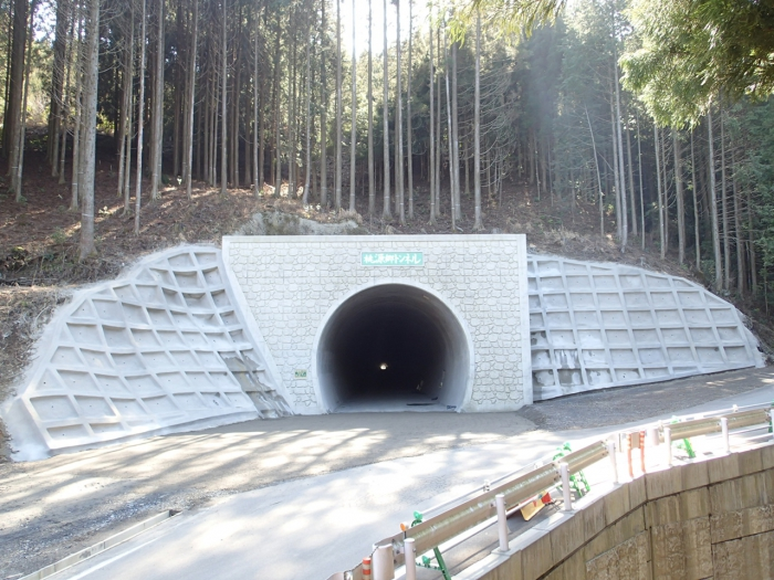 桃源郷トンネル