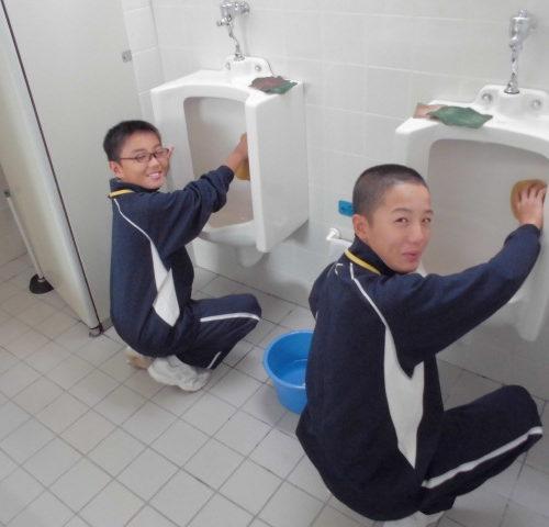 大王谷学園の生徒が職場体験にきました!(H29.10.24~26)