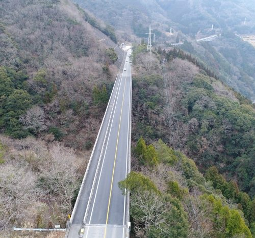 平成30年度防国橋補 第41-1-1-07号 国道218号 松崎橋橋梁補修工事