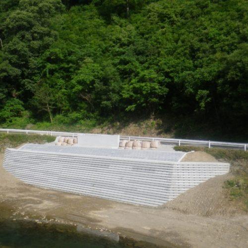 平成26年度 トビノ木橋橋梁下部工事