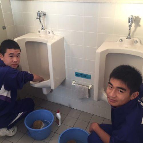 日向中学校の生徒が職場体験にきました!(H29.11.09~10)
