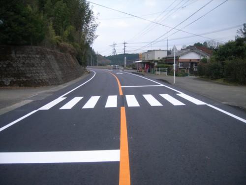 平成27年度 交付広域 第1-1-9-1号一般国道268号 今別府工区舗装補修工事
