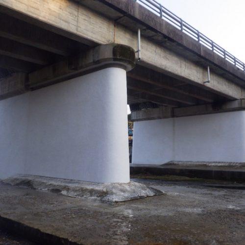 外行橋橋梁耐震補強工事