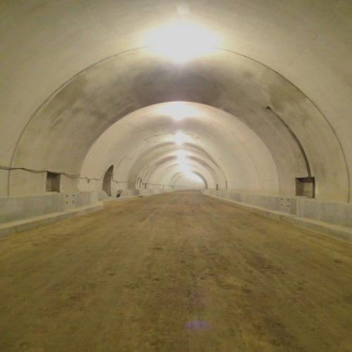 東九州道(清武~北郷)猪八重トンネル南監査路(2工区)工事