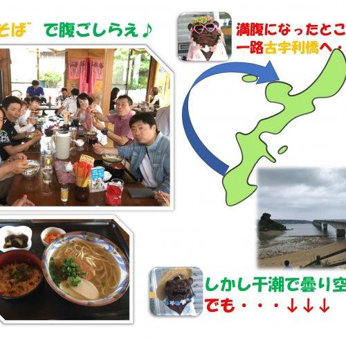 沖縄なはなは旅行チーム(第2班)