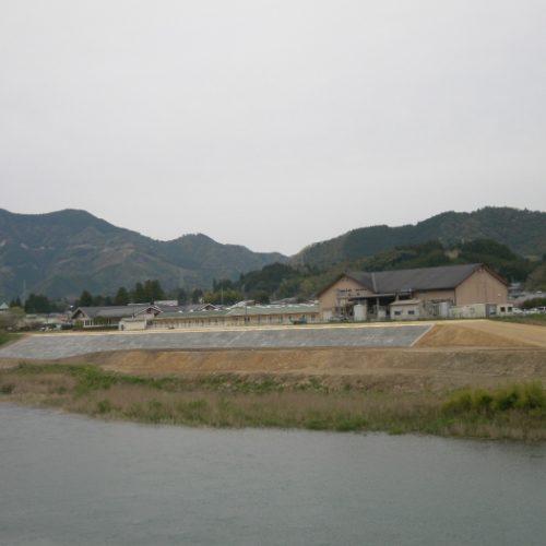 平成24年度 社交広域 第203-1号 耳川 鶴野内地区 築堤工事