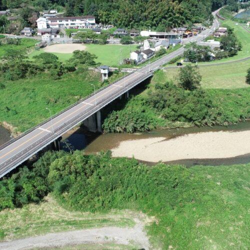 令和2年度川口橋耐震補強・補修外工事
